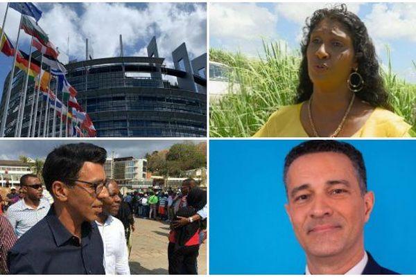 eurodéputés 2019