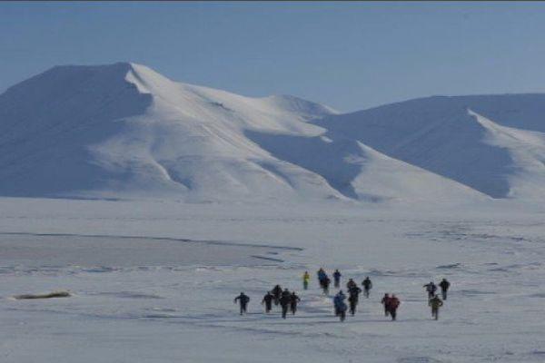 marathon pole nord