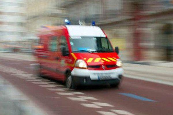 ambulance / pompier
