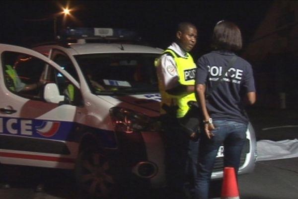 Accident mortel à Saint-André
