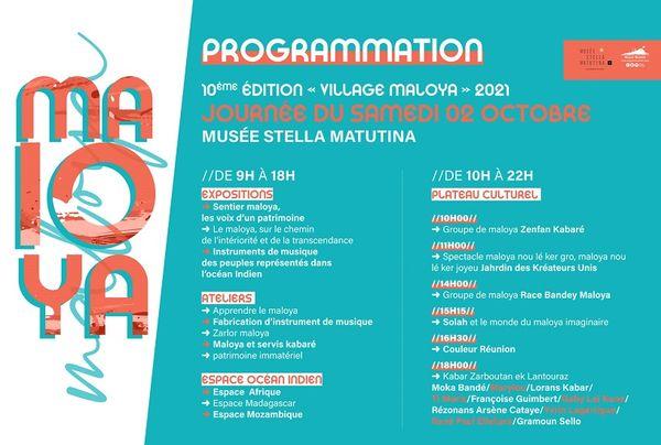10ème édition du Village Maloya à Stella