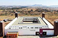 La prison d'Imerintiatosika dans la région d'Antananarivo