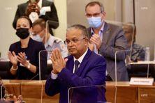 Cyrille Melchior est réélu à la tête du Département.