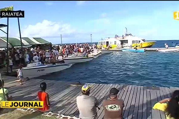 Peu de prises au tournoi international de pêche sous marine