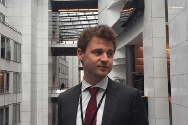Calédoniens ailleurs : Arthur Letourneulx s'investit pour le Pacifique