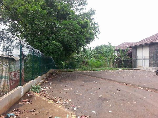 collège Chiconi fermée