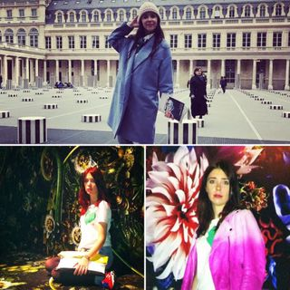 Chloé a travaillé dans la mode et le luxe à Paris
