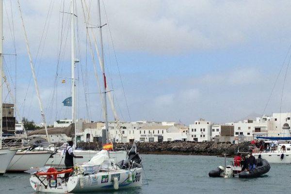 Carl Chipotel à Lanzarote 2