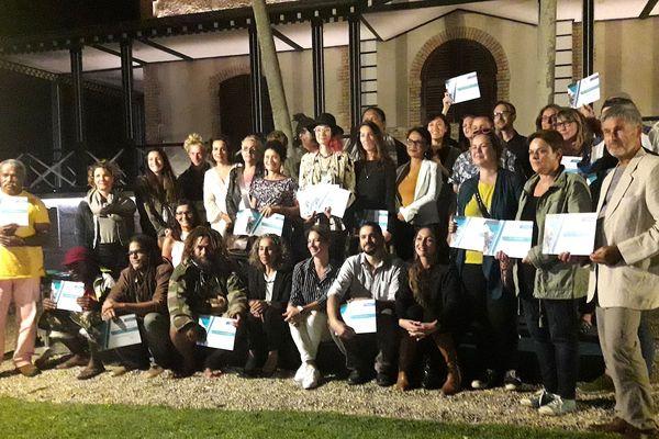 Remise des aides à la création artistique 2019, province Sud