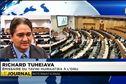 Richard Tuheiava et Moetaï Brotherson défendent la cause indépendantiste à l'ONU