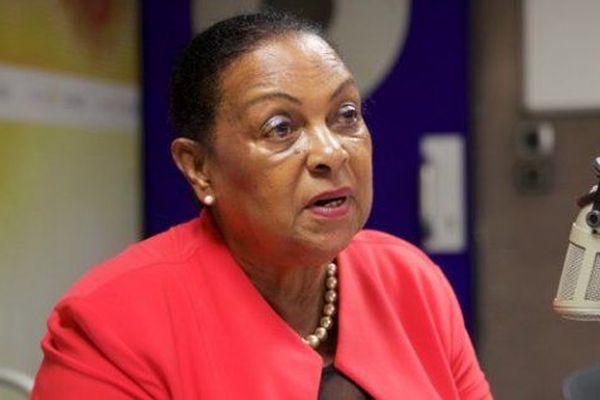 Josette Borel-Lincertin présidente du Département