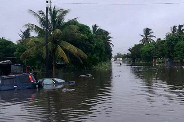 Inondation Mosambique matrs 2019