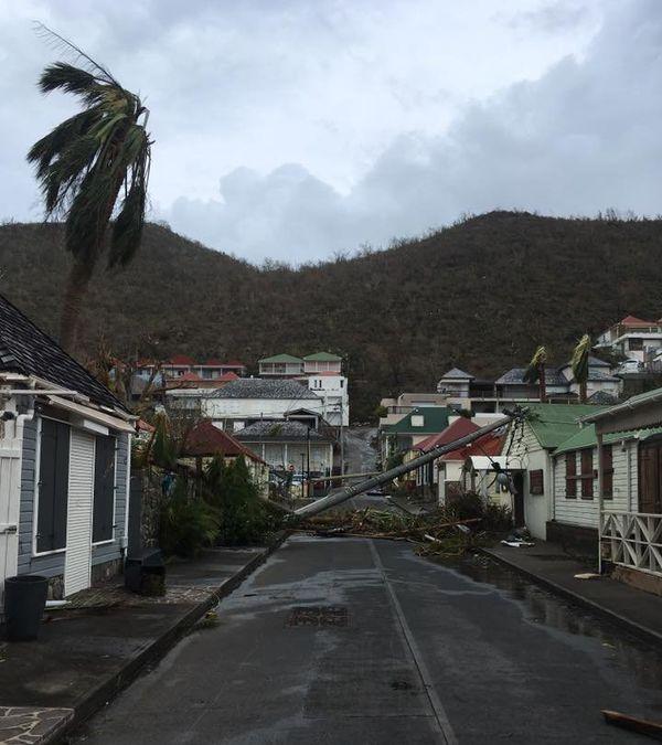 St-Barth après Irma