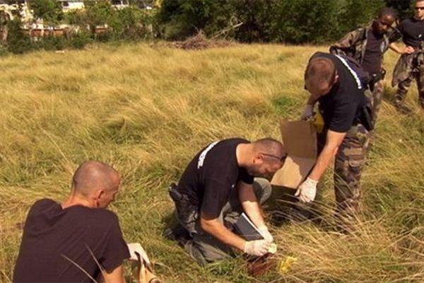 enquête des gendarmes