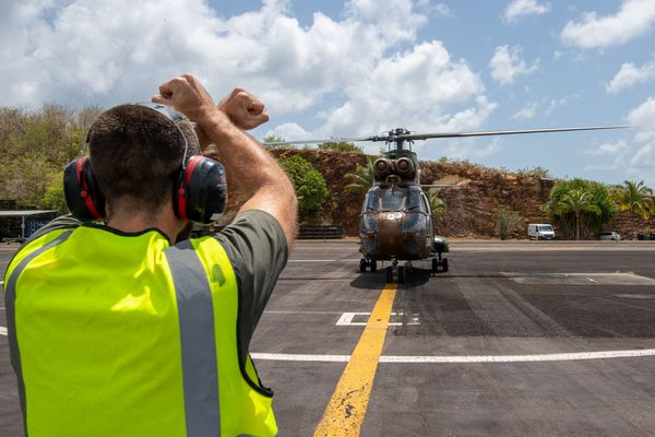 HELICOPTERE ARMEE