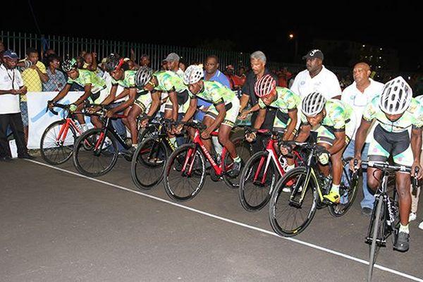 Cyclisme : équipe du VCF