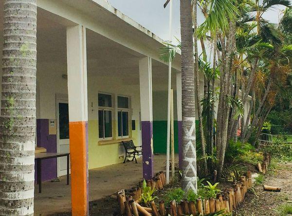 Après Oma, école de Ouégoa, 21 février 2019