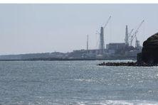 Les côtes de Futaba (Japon), où se trouve la centrale de Fukushima, le 10 mars 2021.