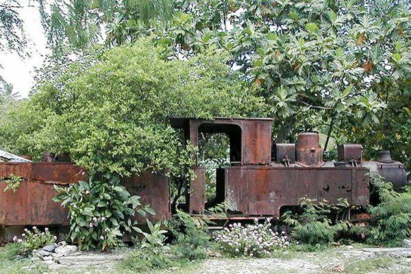 Au 19e siècle, le train aurait pu exister à Tahiti