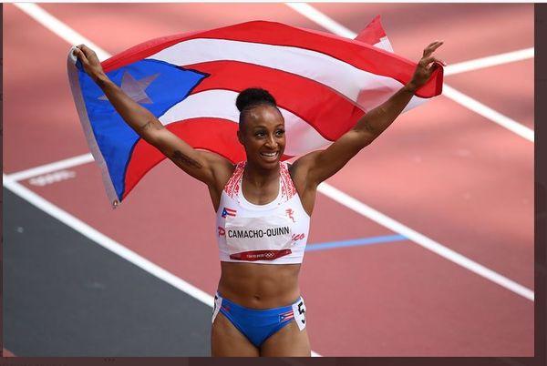 Jasmine Camacho-Quinn de Porto Rico