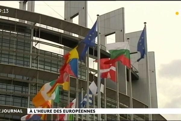Européennes : la campagne est lancée