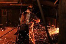 Métallurgie du nickel pour l'acier inoxydable chez Boliden en Finlande