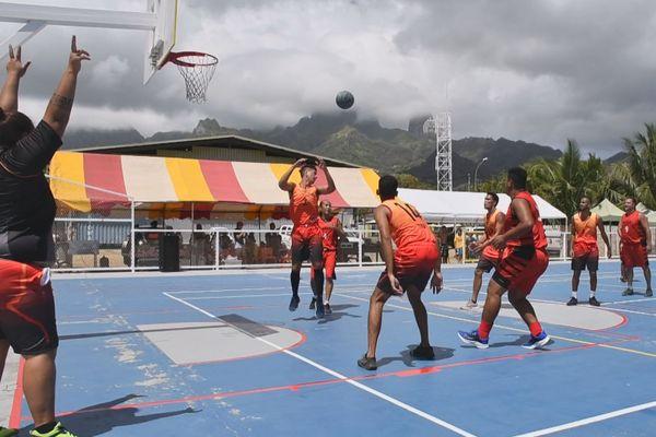 Basketball Ua Pou