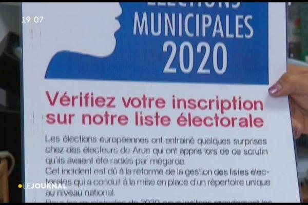 Municipales : une liste unique pour les communes associées