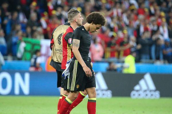 Witsel et la Belgique rate complètement leur entrée !