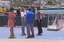 Aide humanitaire pour Saint-Vincent grâce aux clubs Rotary de Martinique.