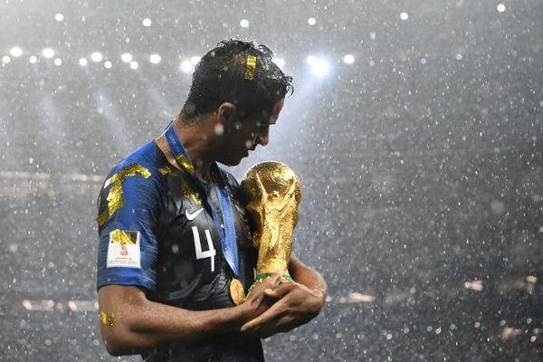 Varane Coupe du Monde