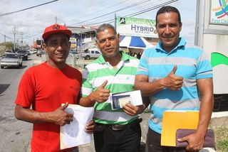Trinidad et Tobago, recensement des vénézueliens