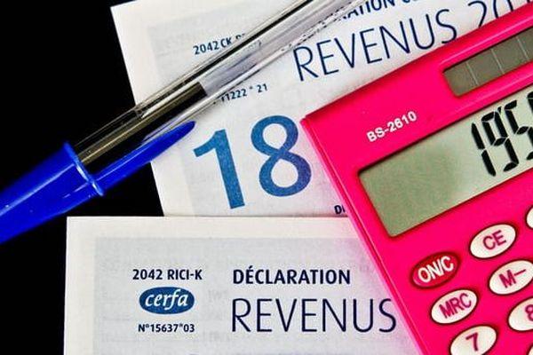 Déclaration revenus 2018