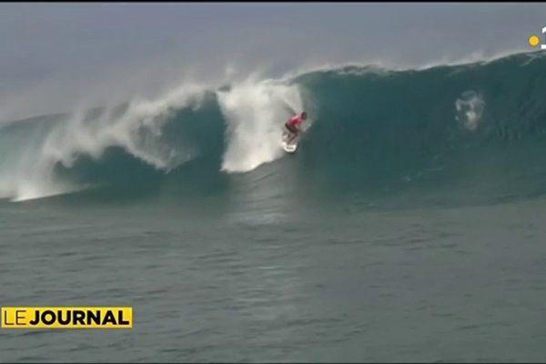 Teahupoo s'apprête à accueillir l'élite du surf mondial