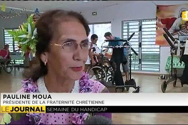 Pauline Moua, une vie au chevet du handicap
