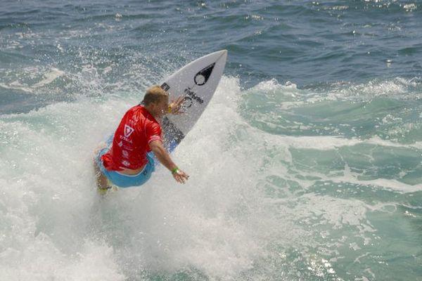 Bisso championnats du monde juniors de surf