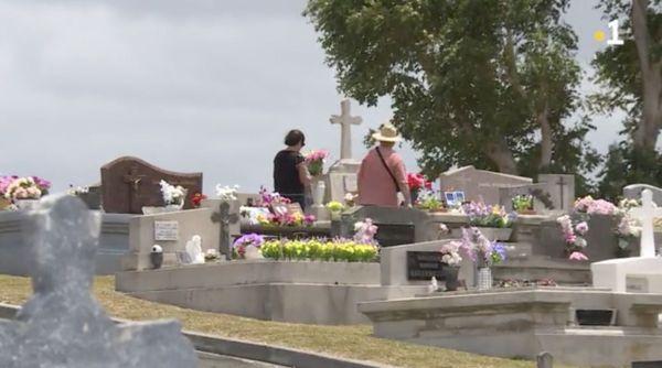 cimetière 5ème km Nouméa