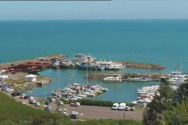 Le port de Koumac