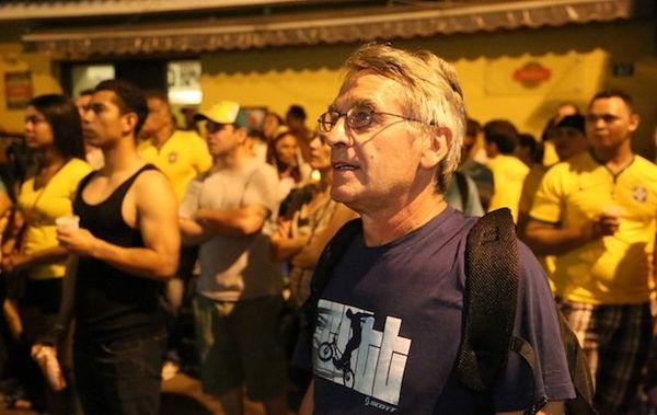 Supporter Breton Rio