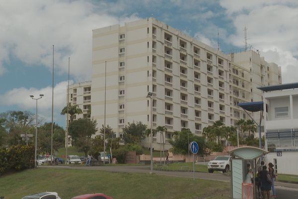 Hôpital Pierre Zobda Quitman