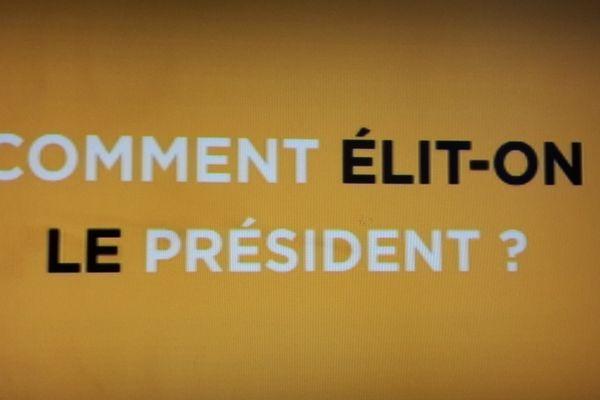 """FIA MAHINO """" Tout comprendre sur l'Assemblée Territoriale"""" : comment est élu le PDT"""