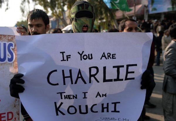 Manifestations Charlie Hebdo