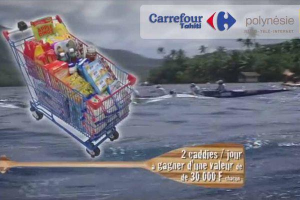Jeu Hawaiki nui 2015 - Carrefour / Polynésie 1ère