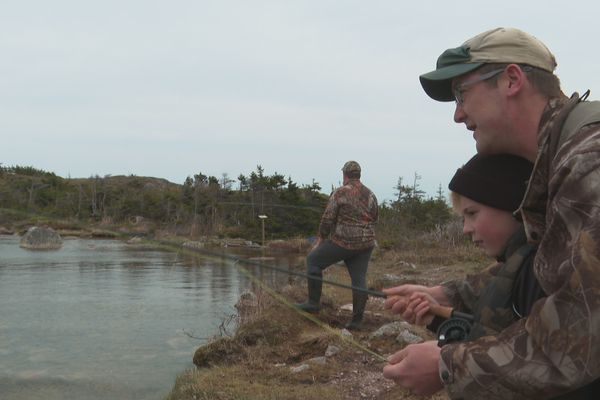 Fête de la nature : initiation à la pêche en eau douce à Saint-Pierre et Miquelon