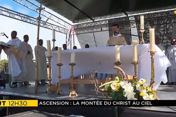 Messe de l'Ascension 2018