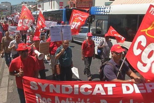 Manifestation du 8 octobre