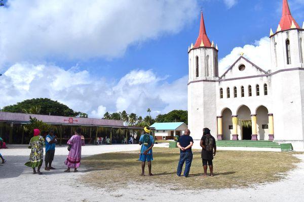 L'église de Saint-Michel