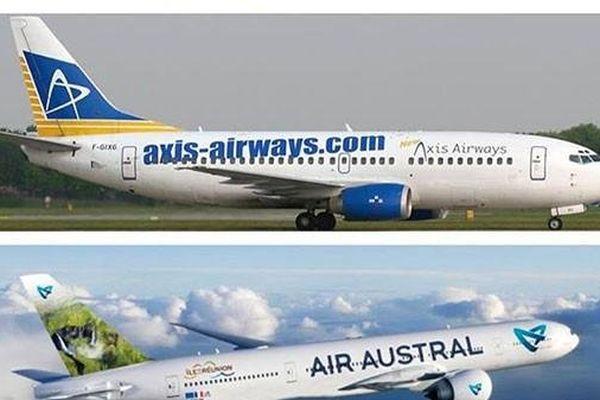 Comparatif logo AA et Axis