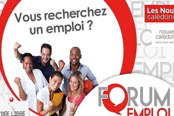 forum emploi nc