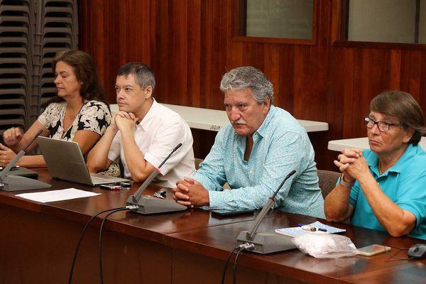 """Première réunion de la task force """"Smart Polynésia"""""""